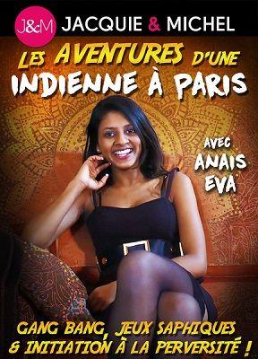 Приключения индианки в Париже / Les aventures d'une indienne à Paris (2018)