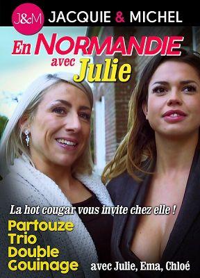 В Нормандии с Джули / En Normande avec Julie (2018)