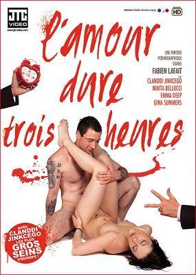 Любовь длится три часа / L'amour dure 3 heures (2012)