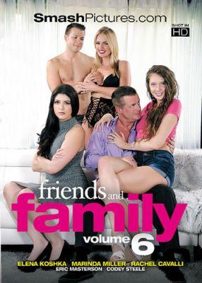 Друзья и Семья 6 / Friends And Family 6 (2018)