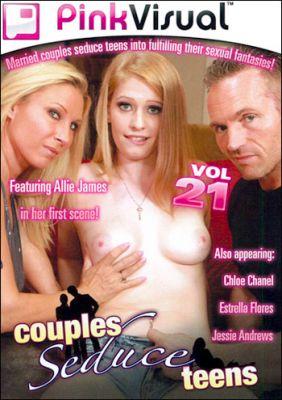 Пары совращают подростков 21 / Couples Seduce Teens 21 (2011)
