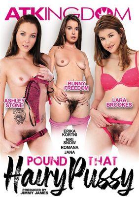 Трахни эту волосатую киску / Pound That Hairy Pussy (2020)